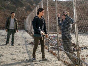 Fear the Walking Dead: un'immagine dell'episodio We All Fall Down