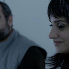 Ma Ma: Penelope Cruz e Luis Tosar in un momento del film