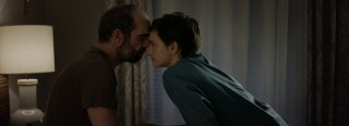 Ma Ma: Penelope Cruz e Luis Tosar in una intima scena del film