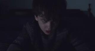 Outcast: il giovane Gabriel Bateman in una foto della serie