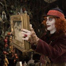 Alice attraverso lo specchio: Johnny Depp in un'immagine tratta dal film