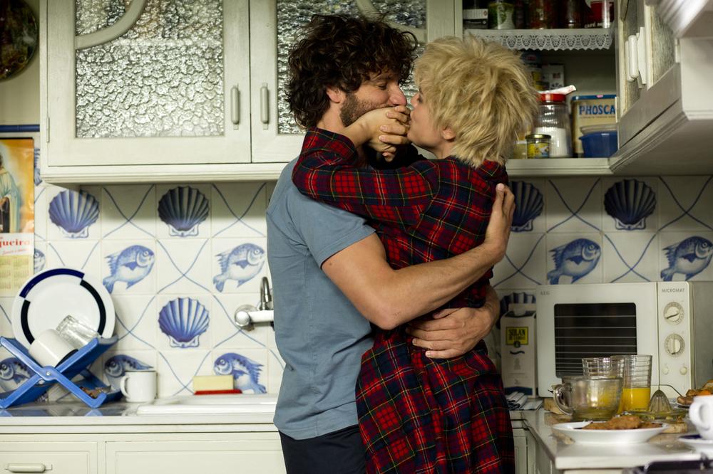 Julieta: Daniel Grao e Adriana Ugarte in una scena del film