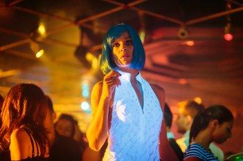 La pazza gioia: Micaela Ramazzotti in una scena del film