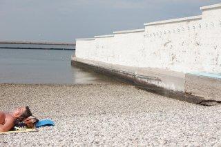 L'ultima spiaggia: un'immagine tratta dal documentario
