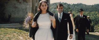 Mal de pierres: Marion Cotillard e Alex Brendemühl in una scena del film