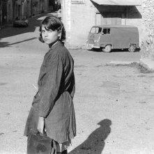Mouchette - Tutta la vita in una notte: Nadine Nortier in una scena del film