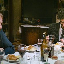 Sieranevada: una scena del film a tavola