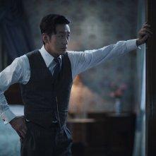The Handmaiden: Ha Jung-woo in una scena del film