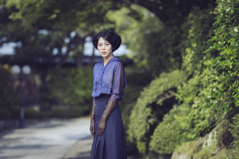 The Handmaiden: Kim Min-hee in una scena del film