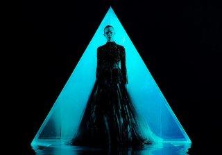 The Neon Demon: Elle Fanning in una inquietante immagine del film