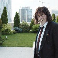 Toni Erdmann: Peter Simonischek in una scena del film