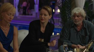 Toni Erdmann: Sandra Hüller in una scena del film