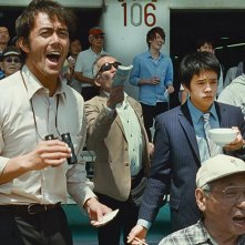 After the Storm: Hiroshi Abe in una scena del film