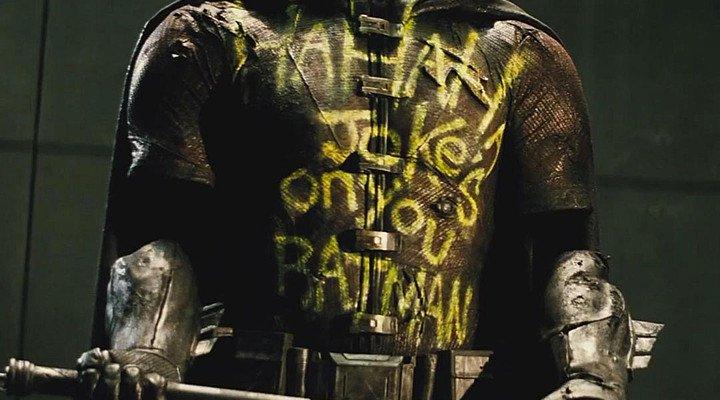 Batman v Superman - Un concept art svela che anche Robin è un killer