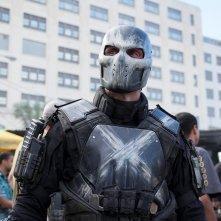 Captain America: Civil War - Frank Grillo in un momento del film
