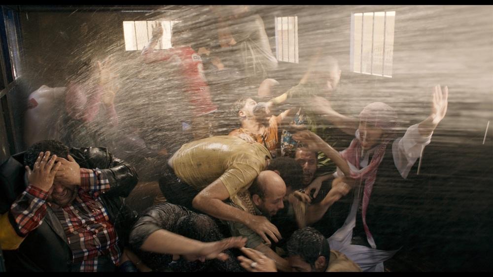 Clash: un'immagine tratta dal film
