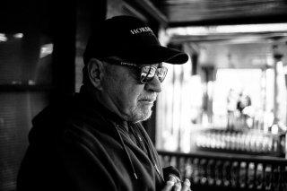 Dog Eat Dog: il regista Paul Schrader sul set