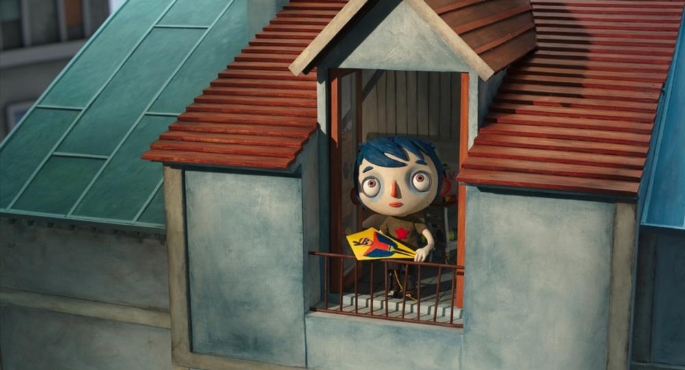 Ma vie de courgette: un'immagine del film d'animazione