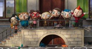Ma vie de courgette: un'immagine del film animato