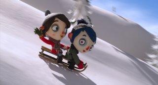 Ma vie de courgette: un momento del film animato