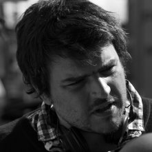 Mercenaire: il regista Sacha Wolff sul set