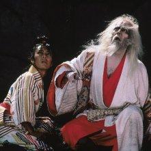 Ran: una scena del film di Akira Kurosawa