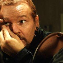 Risk: un'immagine che ritrae Julian Assange tratta dal documentario