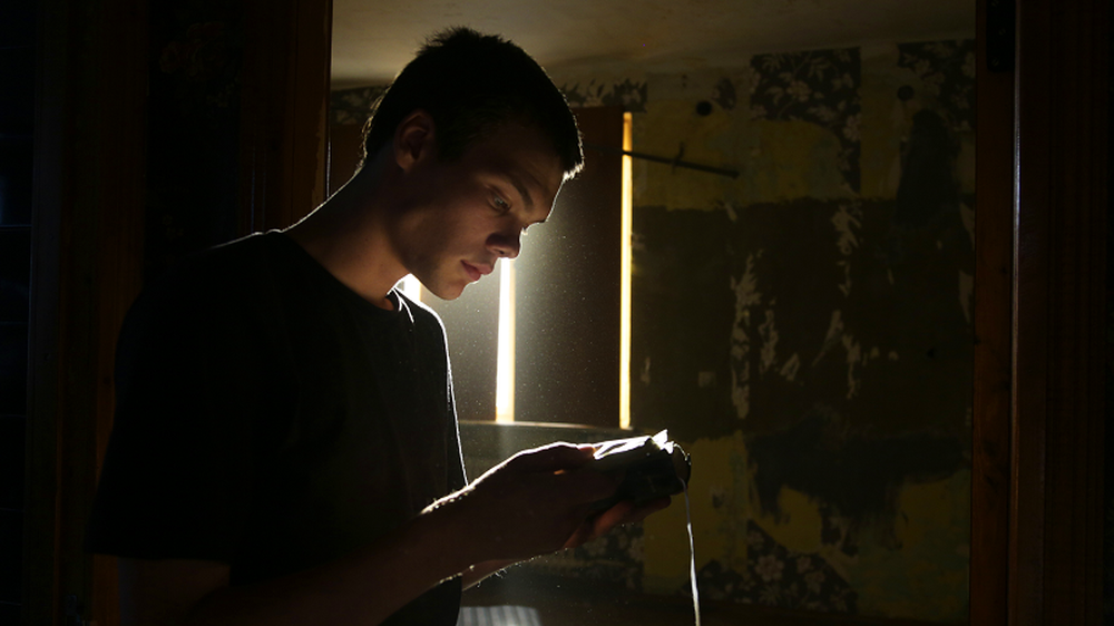 The Student: un'immagine del film