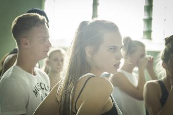 The Student: un'immagine tratta dal film