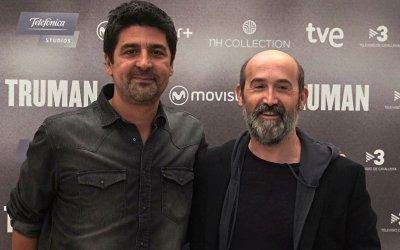 "Truman, Javier Cámara: ""Da grande voglio essere Ricardo Darín"""