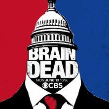 BrainDead: un poster per la serie