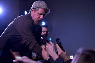 Comicon 2016: Michael Cudlitz in mezzo ai fan