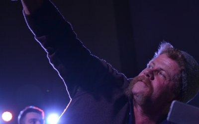"""Michael Cudlitz conquista il Comicon: """"Negan ci strapperà il cuore"""""""