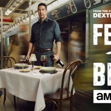 Feed the Beast: artwork per la serie con David Schwimmer
