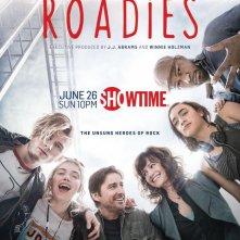 Roadies: la locandina della serie