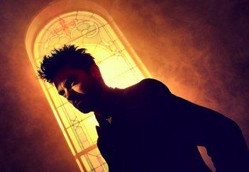 Preacher: Dominic Cooper in un'immagine dello show