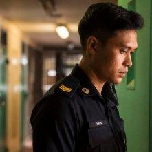 Apprentice: Firdaus Rahman in un momento del film
