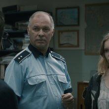 Bacalaureat: Maria-Victoria Dragus e Adrian Titieni in un momento del film di Mungiu
