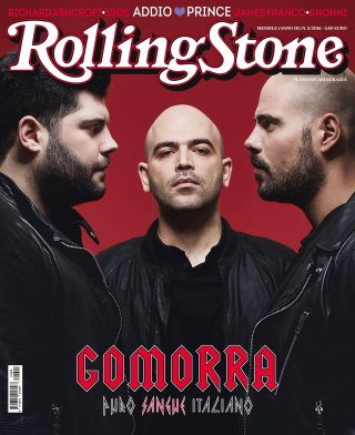 Gomorra 2 in cover su Rolling Stone