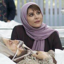 Inversion: Sahar Dowlatshahi in ospedale in una scena del film