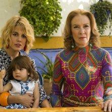 Julieta: Susi Sánchez e Adriana Ugarte in un momento del film