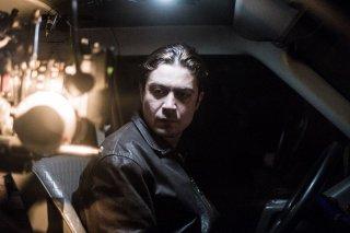 Pericle il nero: Riccardo Scamarcio sul set del film
