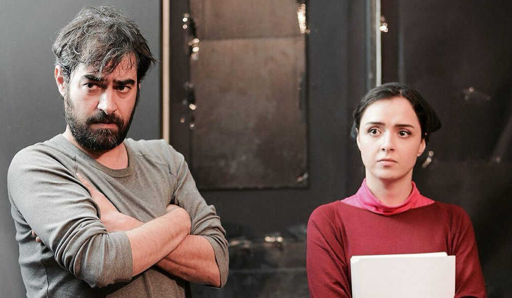 The Salesman: Taraneh Alidoosti e Shahab Hosseini in una scena del film