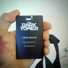 The Dark Tower: una foto dal set