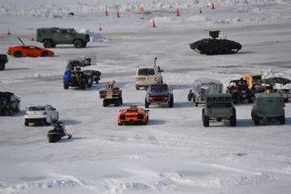 Fast 8: veicoli sul set in Islanda