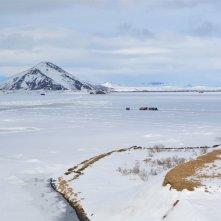 Fast 8: un immagine del set in Islanda