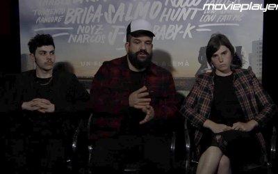 Zeta - Videointervista a Cosimo Alamà, Diego Germini e Irene Vetere