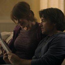 La famiglia Fang: Jason Bateman e Nicole Kidman in una scena del film