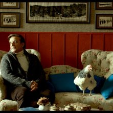 Fräulein - Una fiaba d'inverno: Christian De Sica in una bizzarra immagine tratta dal film