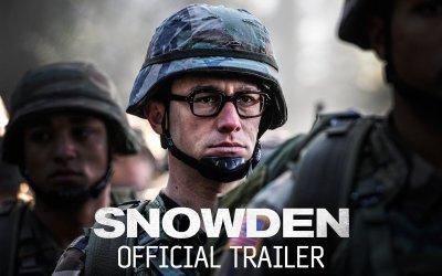 Snowden - Trailer